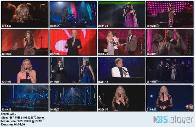 A MusiCares - Tribute to Barbra Streisand
