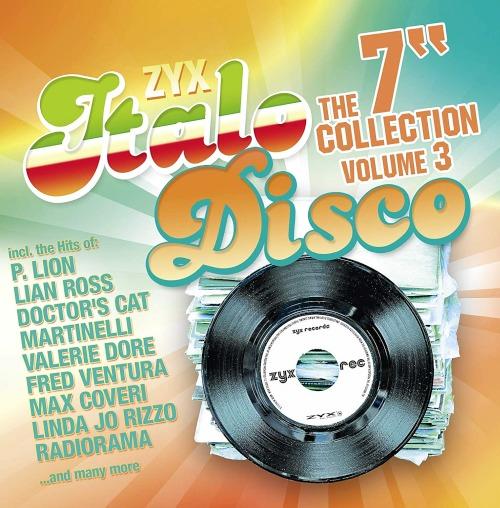 ZYX Italo Disco The 7 Collection Vol. 3 (2019)