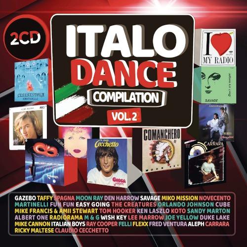 Italo Dance Mania Vol. 2 (2019)
