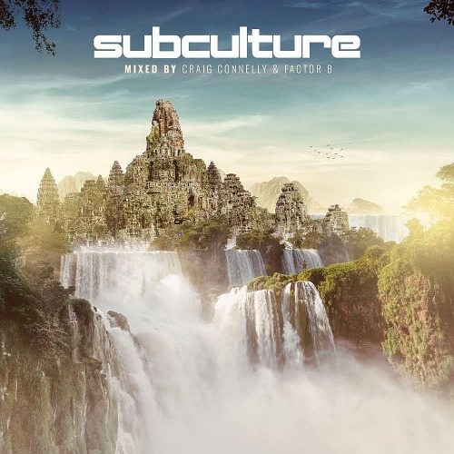 Craig Connelly, Factor B - Subculture (2019)
