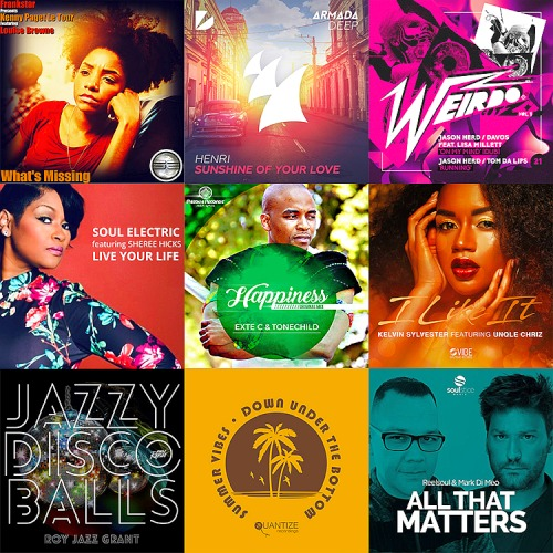 Traxsource Essential Soulful House (6th May 2019)