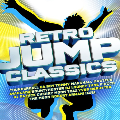 Retro Jump Classics (Mix-CD By Franky Kloeck) (2019)