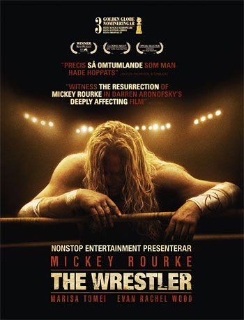 Рестлер / The Wrestler (2008) BDRip-AVC
