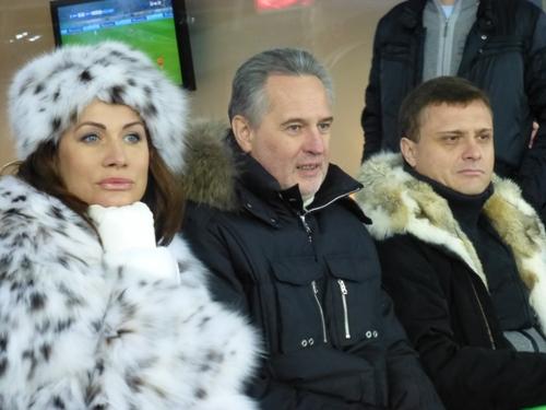 Лада Фирташ, жена Дмитрия ФИтраша