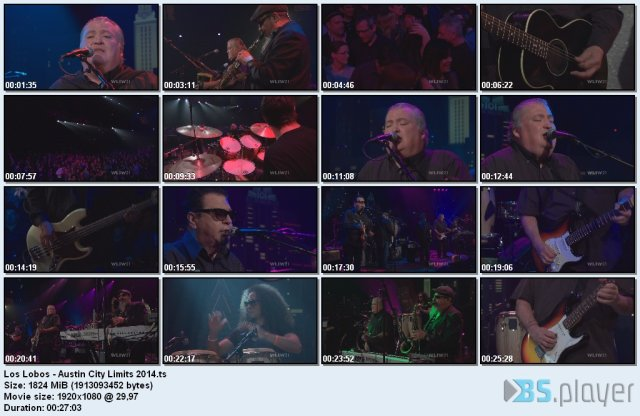 Los Lobos - Austin City Limits (2014) HDTV