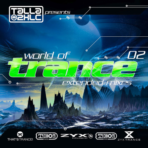 World Of Trance 02 (Extended Mixes) (2021)