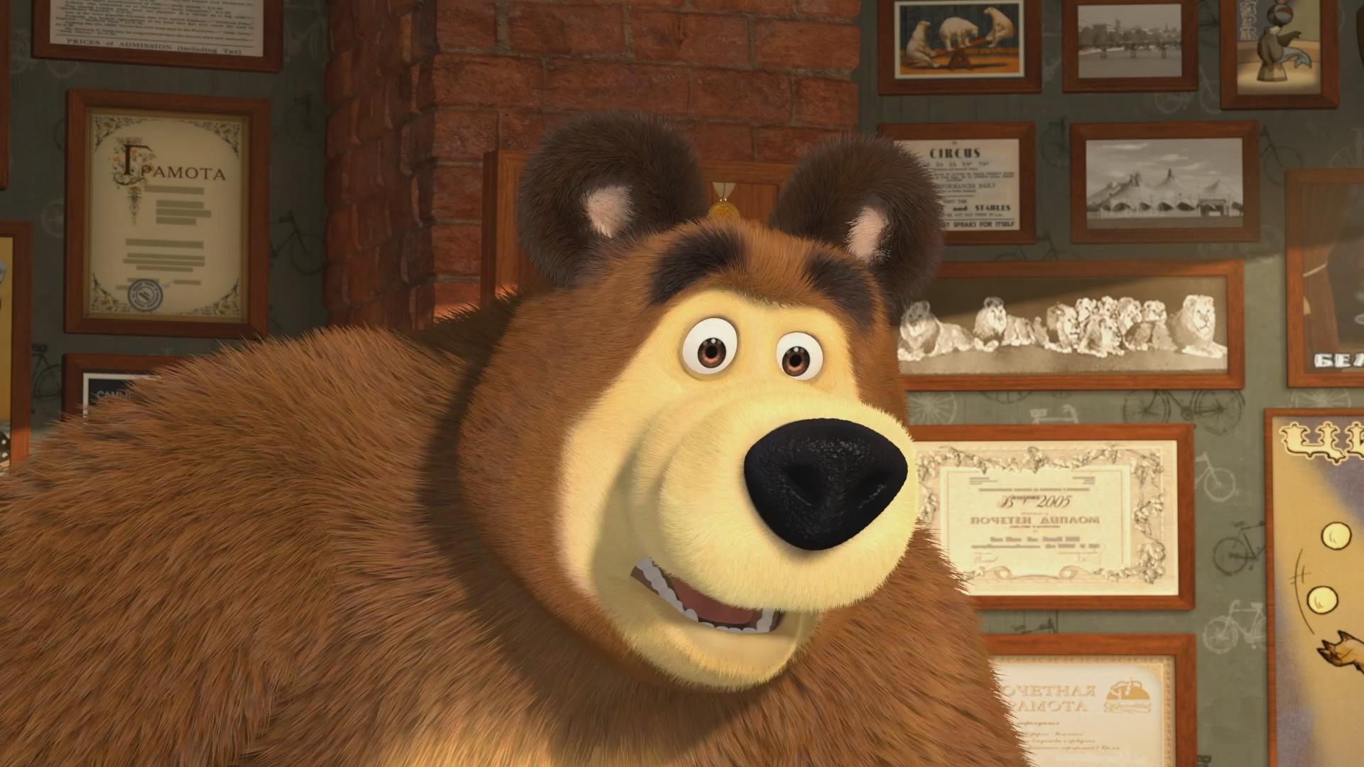 Маша и Медведь: До новых встреч! [52 серия] | WEB-DL 1080p