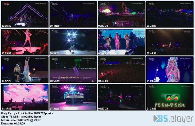 Katy Perry - Rock In Rio Brasil