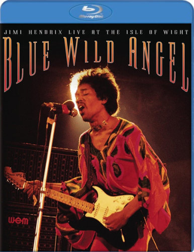 Jimi Hendrix - Live At Isle Of Wight 1970 (2014) BDRip 1080p