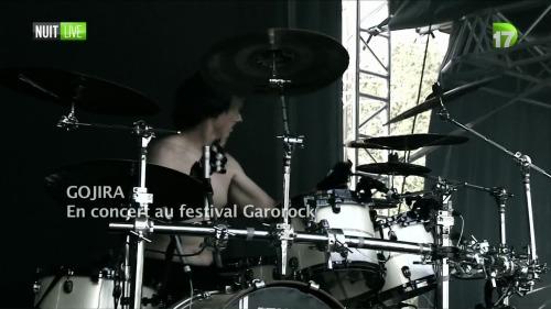 Gojira - Garorock Festival
