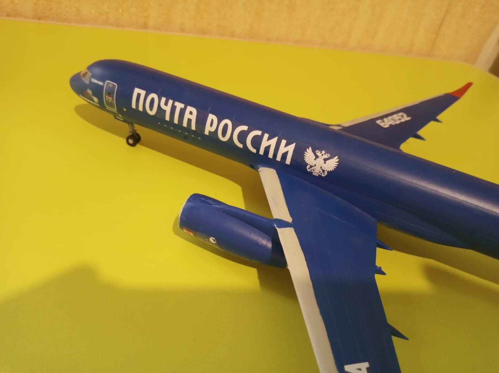 7022 Ту-204 Почта России Звезда, 1/144 Img-20210826-wa0008