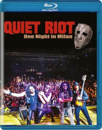 Quiet Riot - One Night in Milan (2019) BDRip 720p