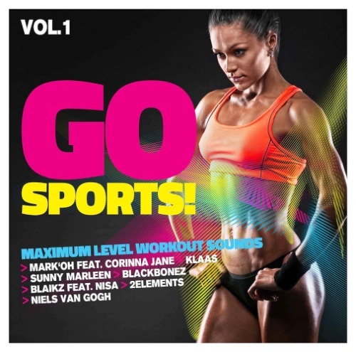 Go Sports! Vol. 1 Maximum Level Workout Sounds (2019)