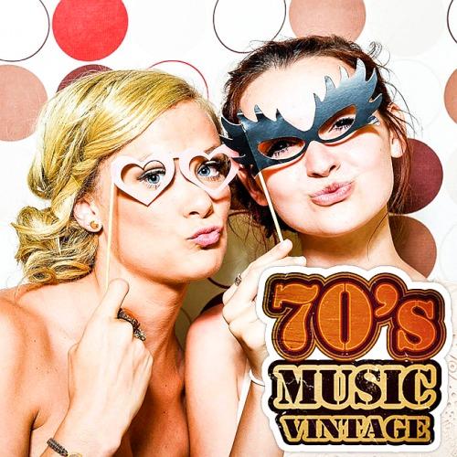 70s Music Vintage Masquerade (2019)