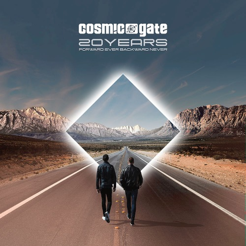 Cosmic Gate - 20 Years [Forward Ever Backward Never] (2019)