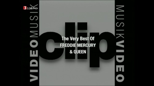 Freddie Mercury & Queen - The Very Best (Videographie)