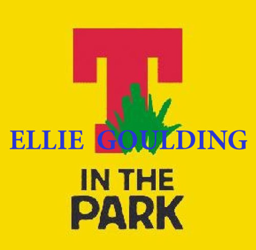 Ellie Goulding - T In The Park (2014) HDTV