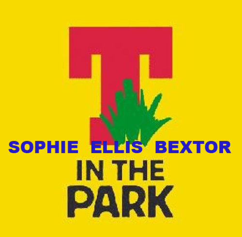 Sophie Ellis Bextor - T In The Park (2014) HD 720p