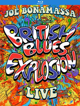 Joe Bonamassa - British Blues Explosion (2018) BDRip 720p