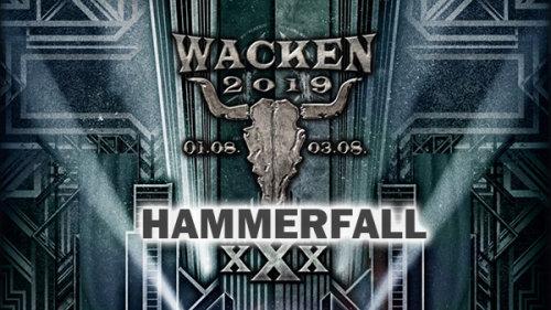 ham - Hammerfall - Wacken Open Air (2019) HD 1080p