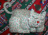 Выкройка подушки кота своими руками