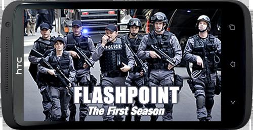 Горячая точка / Flashpoint [01х01-02 из 13] (2008) HDRip | КПК