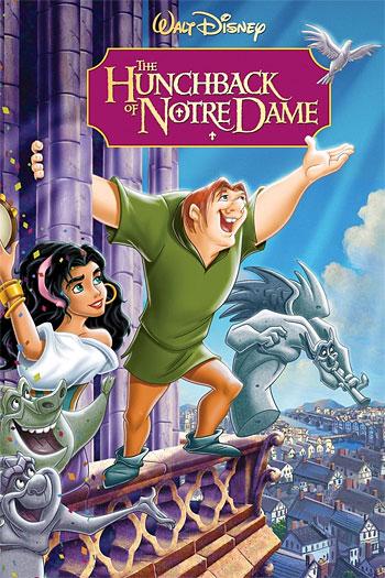 Горбун из Нотр Дама / The Hunchback of Notre Dame (1996) BDRip-AVC