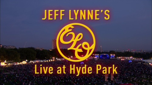 Jeff Lynne's ELO - Live At Hyde Park (2014) HDTV
