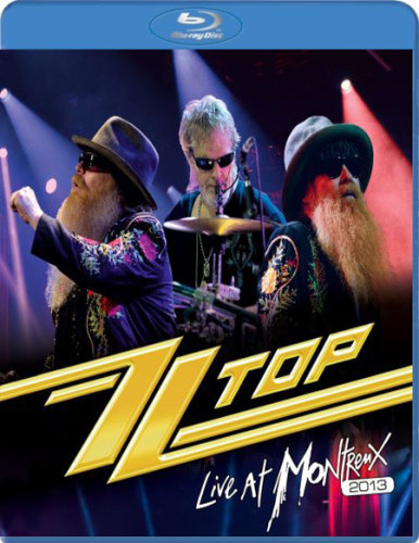 ZZTop - Live In Montreux (2013) BDRip 720p