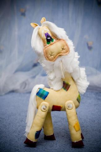Единорог выкройка игрушки из фото 105