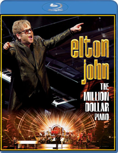 Elton John - The Million Dollar Piano (2014) BDRip 1080p