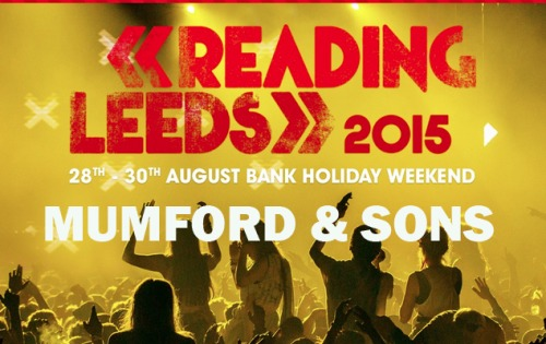 Mumford & Sons - Reading Festival