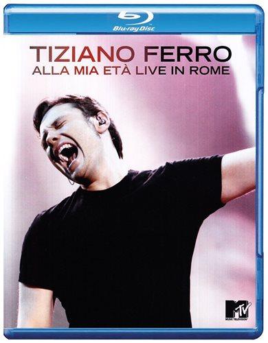 Tiziano Ferro - Alla Mia Eta'Live In Rome