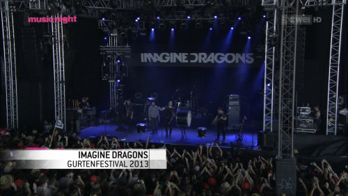 Imagine Dragons - Live at Gurtenfestival (2013) HDTV
