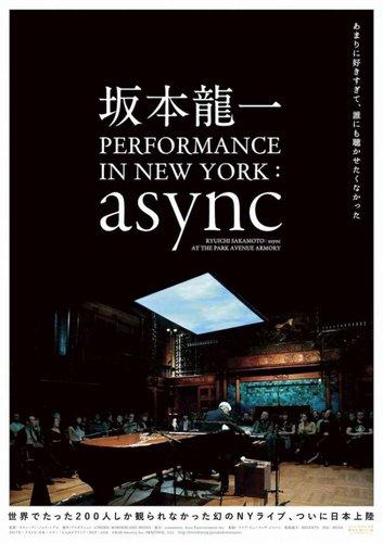 Ryuichi Sakamoto - async at the Park Avenue Armory (2017) BDRip 1080p