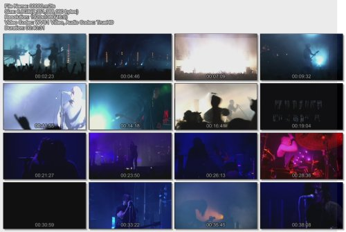 Nine Inch Nails - Beside You in Time (2007) Blu-Ray 1080i