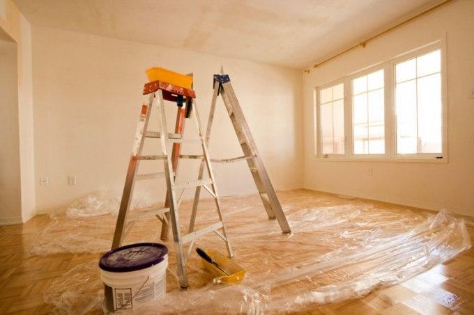 С чего начать ремонт комнаты: последовательность работ