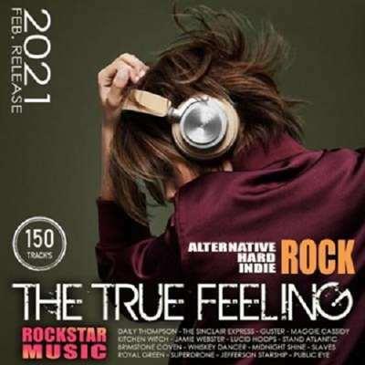 VA - Rockstar The True Feeling (2021)