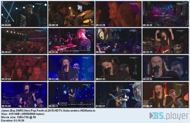 James Bay - SWR3 New Pop Festival