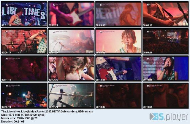 The Libertines - Live@Ibiza Rocks