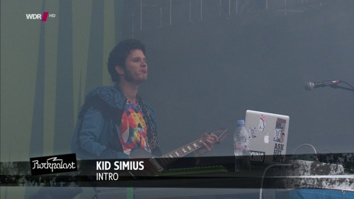 Kid Simius - Summerjam Festival (2014) HDTV