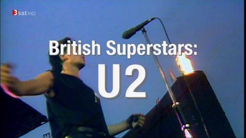 U2 - British Superstars (Videos) (2010) HDTV
