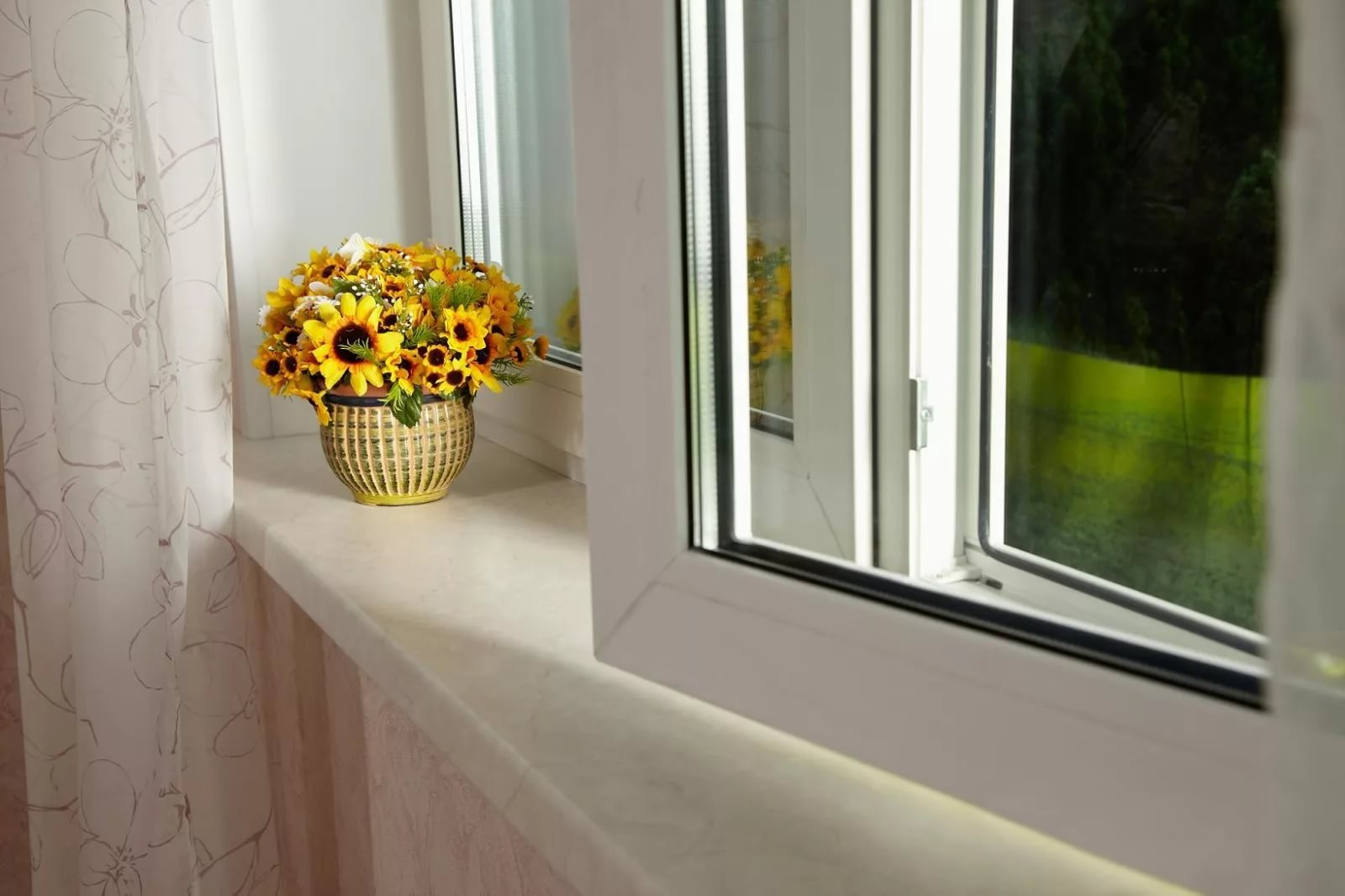 Пластиковые окна: преимущества и разновидности