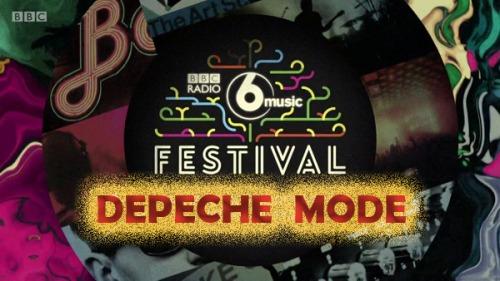 Depeche Mode - Barrowland Ballroom Festival (2017) HD 720p