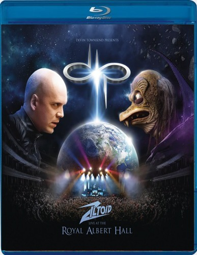 zah - Devin Townsend Presents: Ziltoid - Live Royal Albert Hall (2015) [BDRip 720p]