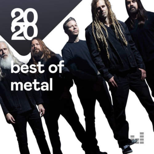 VA - Best of Metal 2020 (2020)