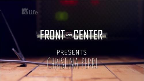 Christina Perri - Front And Center Live (2014) HDTV