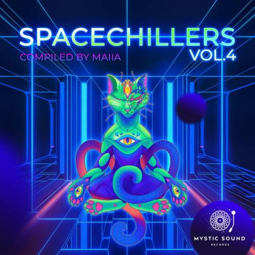 VA - Spacechillers [Vol. 4] (2021)