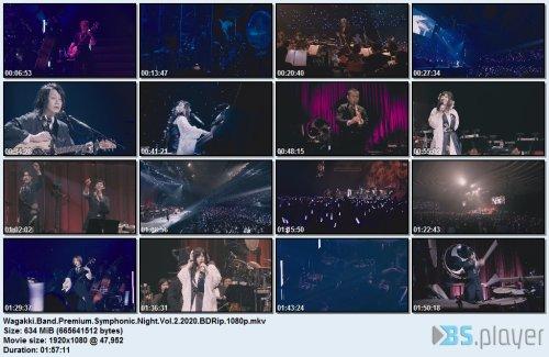 Wagakki Band - Premium Symphonic Night (2020) BDRip 1080p