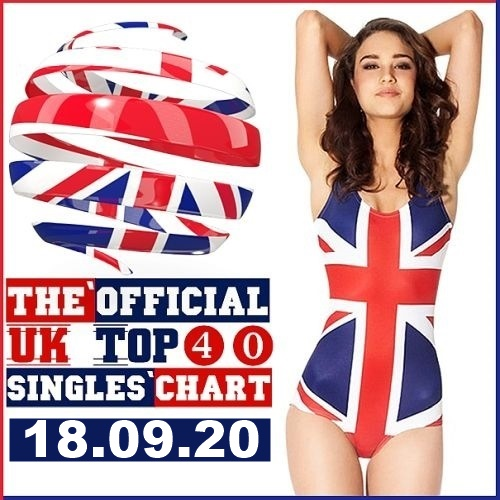 The Official UK Top 40 Singles Chart (18.09.2020)